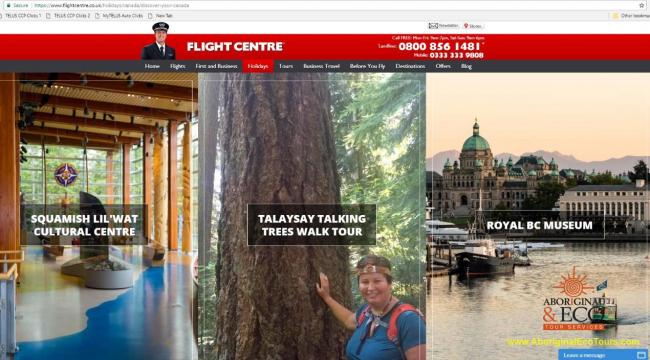 Flight Centre recommends Talaysay Talking Trees Tour